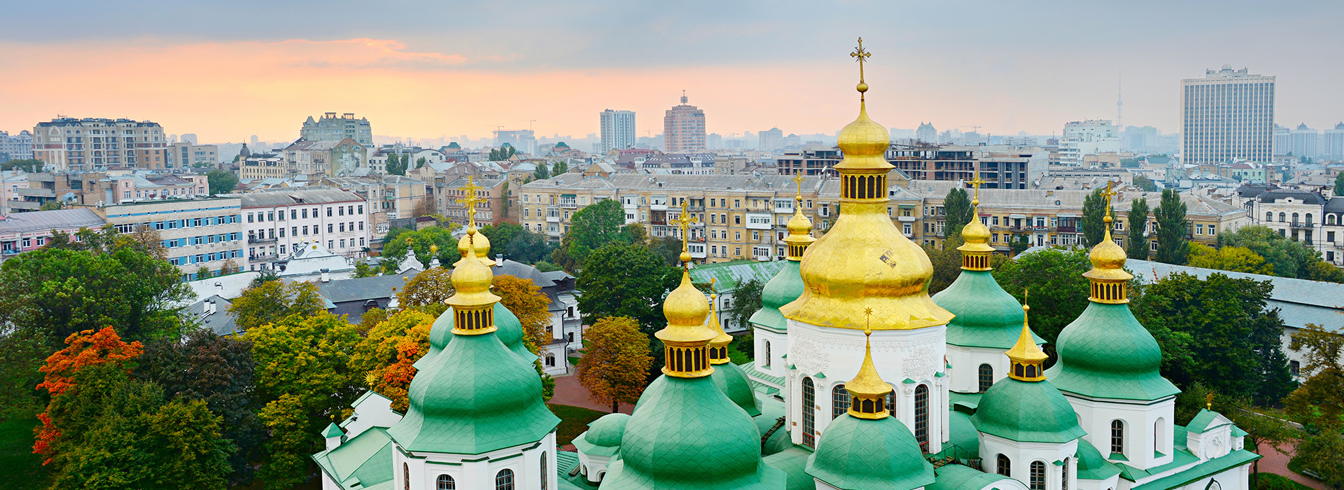 Investment Trade Marketing Kiev, Ukraine