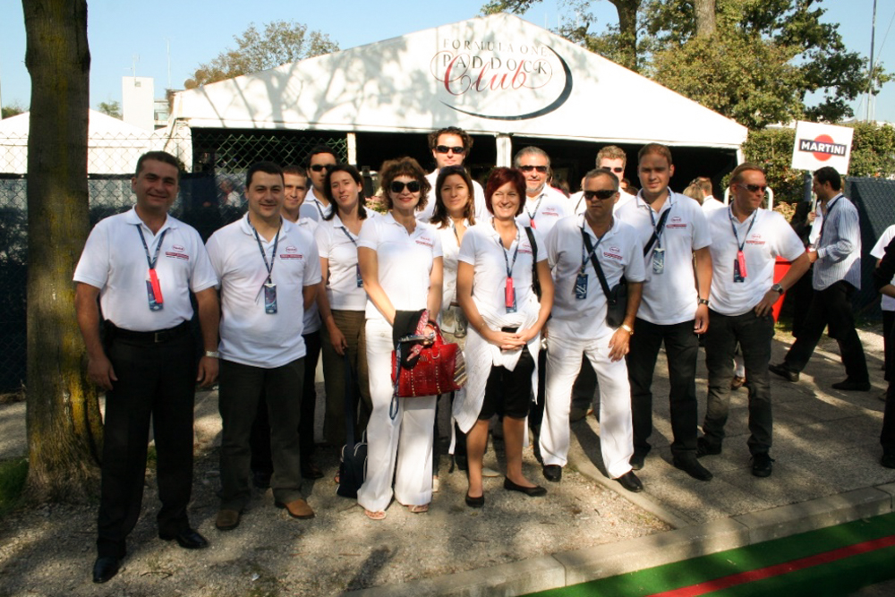 SHC-Beauty Formula One team