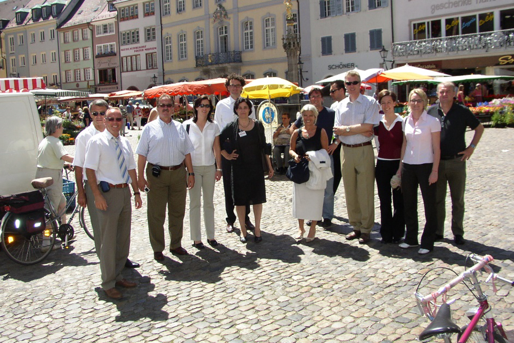 2005 - 06 | Freiburg, Germany: HK & SK East Strategy Conference