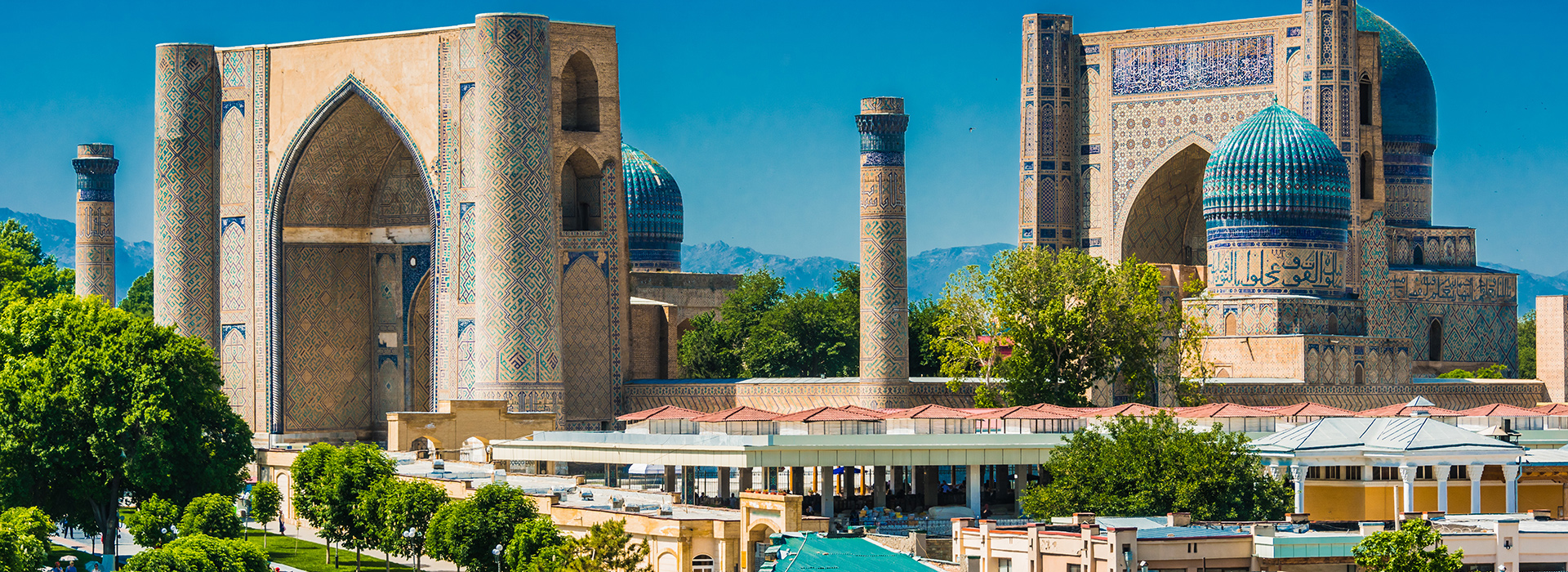 Investment Trade Marketing Samarkand, Usbekistan